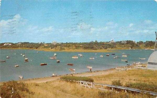 General View Chatham, Massachusetts Postcard
