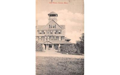 The Pines Cotuit, Massachusetts Postcard