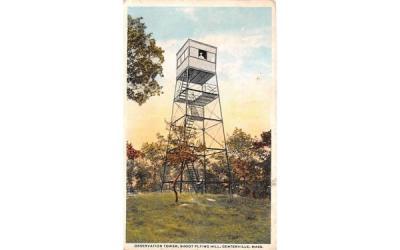 Observation Tower Centerville, Massachusetts Postcard