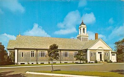 Our Lady of Victory Roman Catholic Church Centerville, Massachusetts Postcard