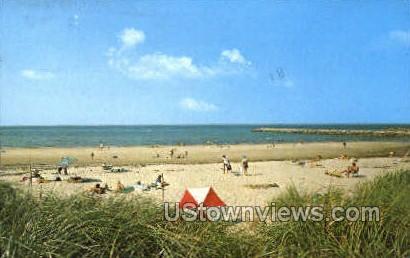 Harbor Road Beach, East Dennis - Cape Cod, Massachusetts MA Postcard
