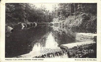 Whateley Glen - Deerfield, Massachusetts MA Postcard