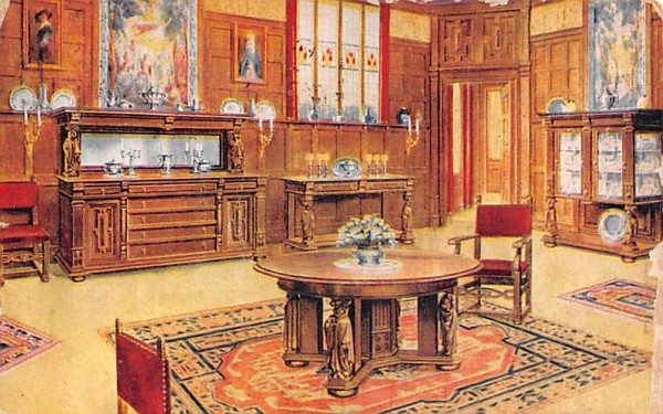 A. W. Beckford & Co.  Danvers, Massachusetts Postcard