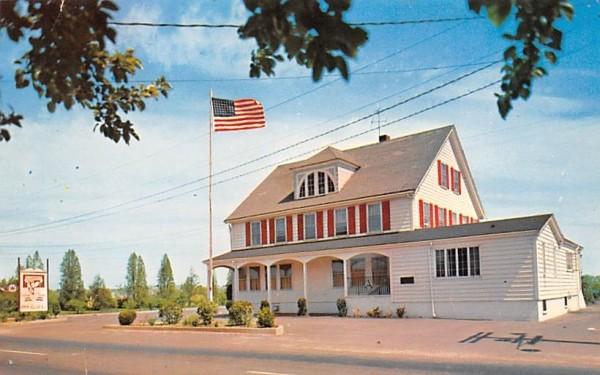 Allenhurst Danvers, Massachusetts Postcard