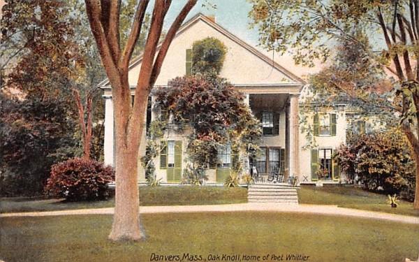 Oak Knoll  Danvers, Massachusetts Postcard