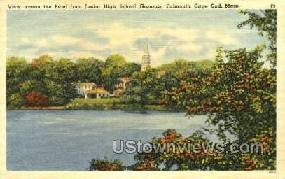 Falmouth, Massachusetts, MA Postcard