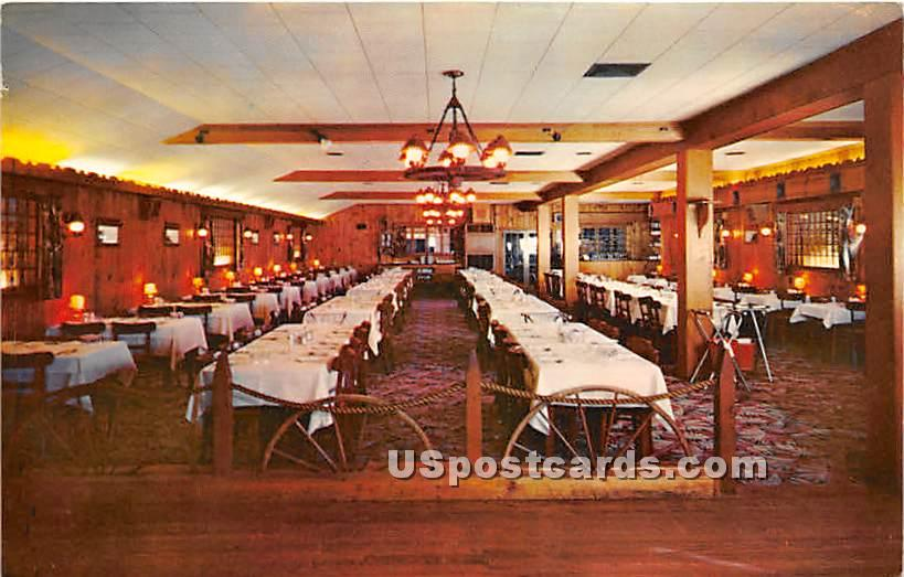 Smith's Olde Surrey Room - Falmouth, Massachusetts MA Postcard