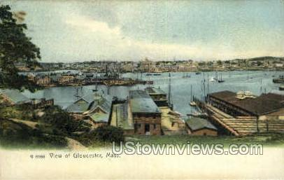 Gloucester, MassGloucester, MA - Massachusetts MA Postcard