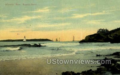 Magnolia Beach - Gloucester, Massachusetts MA Postcard