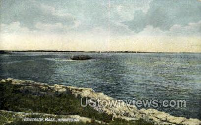 Norman's Woe - Gloucester, Massachusetts MA Postcard