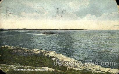 Norman's Woe - Gloucester, Massachusetts MA Postcard