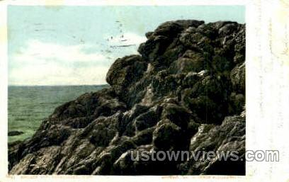 Mother Ann - Gloucester, Massachusetts MA Postcard