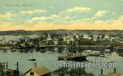 Rocky Neck - Gloucester, Massachusetts MA Postcard