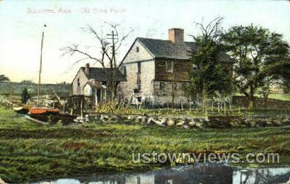 Old Ellery House - Gloucester, Massachusetts MA Postcard