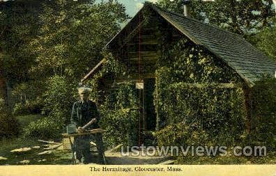 The Hermitage - Gloucester, Massachusetts MA Postcard