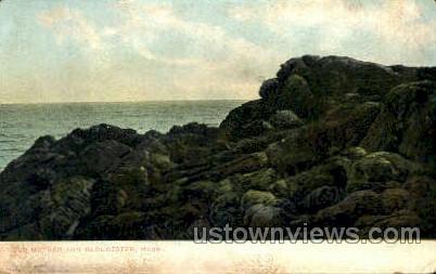 Old Mother Ann - Gloucester, Massachusetts MA Postcard