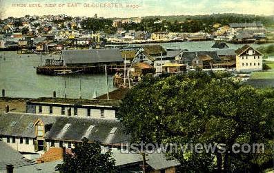 Gloucester, Massachusetts, MA Postcard