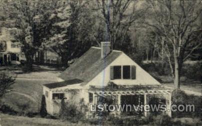 The Little House, Gould Farm - Great Barrington, Massachusetts MA Postcard