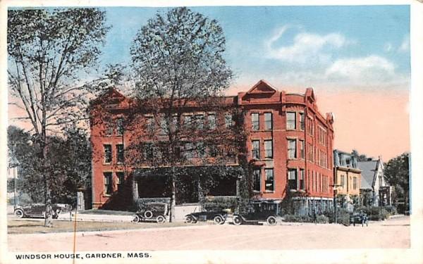 Windsor House in Gardner, Massachusetts