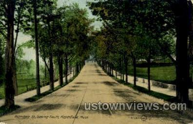 Hopedale St. - Harwichport, Massachusetts MA Postcard