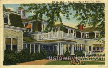The Melrose Inn - Harwichport, Massachusetts MA Postcard