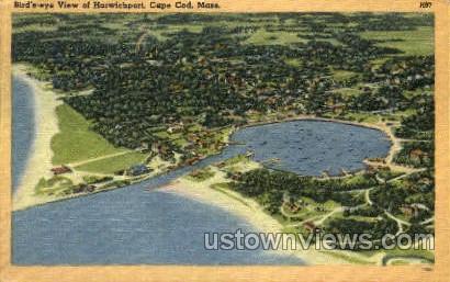 Harwichport, Massachusetts, MA Postcard