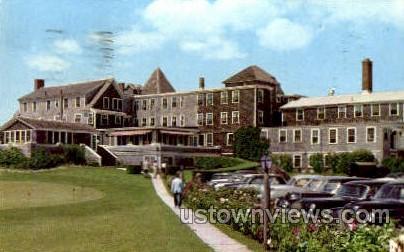 Snow Inn - Harwichport, Massachusetts MA Postcard