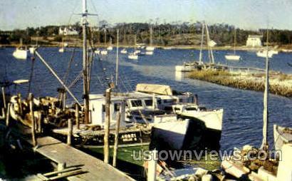 Wychmere Harbor - Haverhill, Massachusetts MA Postcard