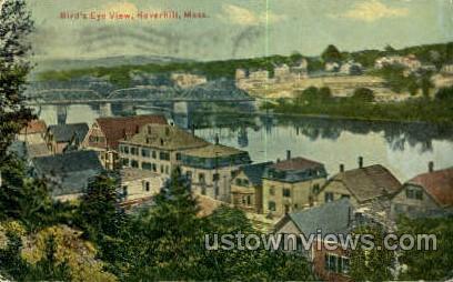 Haverhill, Massachusetts, MA Postcard