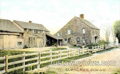Willow Dale - Haverhill, Massachusetts MA Postcard