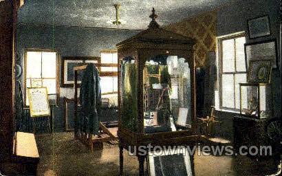 Historical Society - Haverhill, Massachusetts MA Postcard