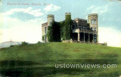 Kennilworth Castle - Holyoke, Massachusetts MA Postcard