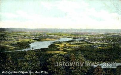 Holyoke, Massachusetts, MA Postcard