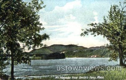 Smith's Ferry - Holyoke, Massachusetts MA Postcard