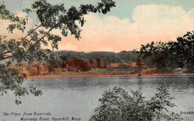 The Pines Haverhill, Massachusetts Postcard