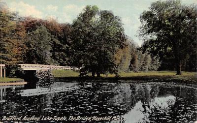 Bradford Academy  Haverhill, Massachusetts Postcard