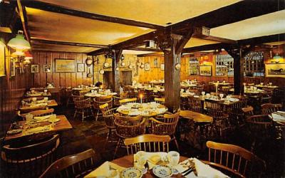 The Pedlar Club Holyoke, Massachusetts Postcard