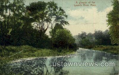 Ipswich, MassIpswich, MA - Massachusetts MA Postcard