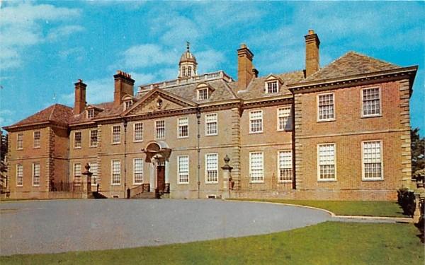 The Castle Ipswich, Massachusetts Postcard