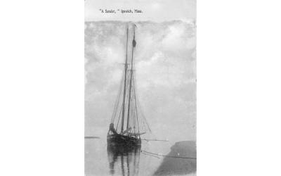 A Sander Ipswich, Massachusetts Postcard