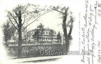 The Leicester Inn - Massachusetts MA Postcard