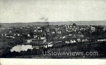 Leominster, MassLeominster, MA - Massachusetts MA Postcard