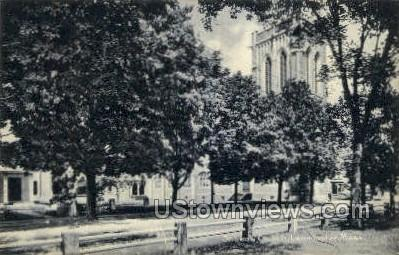 St. Leo's Church - Leominster, Massachusetts MA Postcard