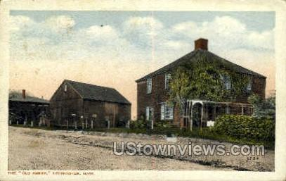 The Old Abbey - Leominster, Massachusetts MA Postcard