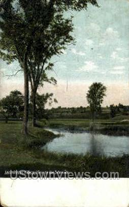 Intervale - Leominster, Massachusetts MA Postcard