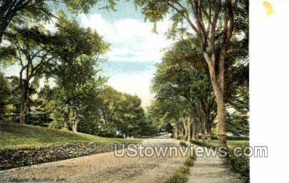 St. - Lancaster, Massachusetts MA Postcard