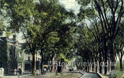 Haverhill St. - Lawrence, Massachusetts MA Postcard