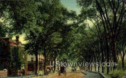Haverhill St. - Lawrence, Massachusetts MA Postcard