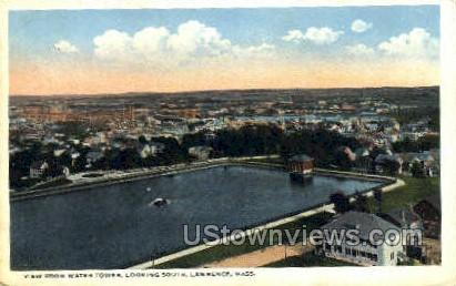 Lawrence, Massachusetts, MA Postcard