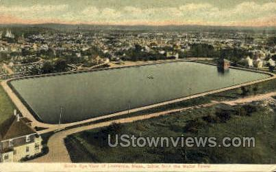 Lawrence, Massachusetts, MA Postcard